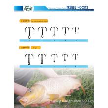 Forged Treble Fishing Hook
