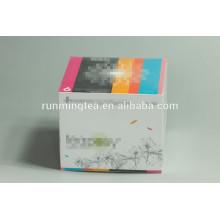 Personalizado caixa de presente caixa de embalagem caixa florescendo chá caixas