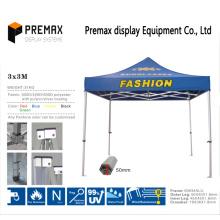 Fullcolor Impressão Publicidade ao ar livre Folding Popup Canopy Marquee Event Tent