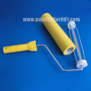 """9""""/230mm Us Wire Cage Rubber Wallpaper Flatting Paint Roller"""