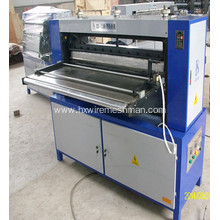 Air filter corrugated folding machine