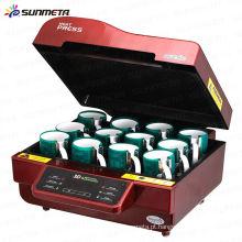 Sunmeta Diretamente Fabricante Hot Vendendo 3D Sublimação Máquina ST-3042