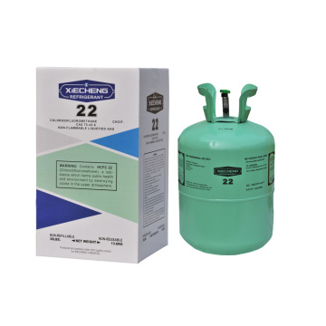 Air-conditioning refrigerant r22  30LB cylinders