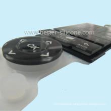 Borracha de plástico P + R Switch