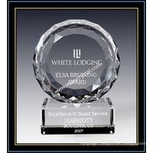 """Crystal Award Plaques/Trust Award 5"""" H (NU-CW729)"""