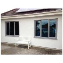 2019 latest design windows and doors manufacturer Aluminium Casement Window