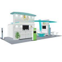 Detian Angebot Mode Insel Messestand Stand Design