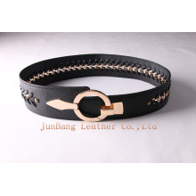 Wests Ladies Chain moda PU Belts