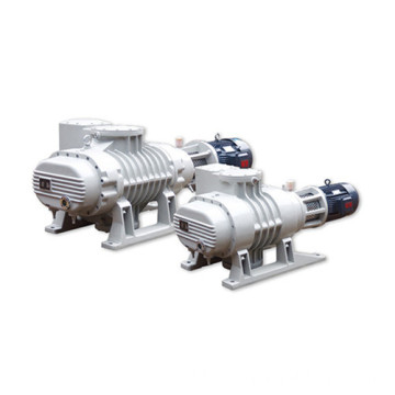 Roots Vacuum Pump Sebagai Pre Pump Fire Pump
