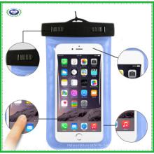 Высокое качество ПВХ водонепроницаемый Телефон Сумка