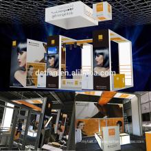Detian offre 6x9 stand d'exposition portable pour le salon