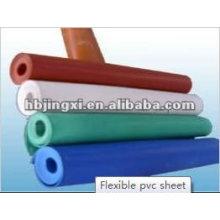 морозостойкие и гладкий гибкий лист PVC