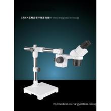 Zoom Microscopio Estéreo
