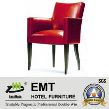 Привлекательный Яркий Красный Гостиничный Стул (EMT-HC71)