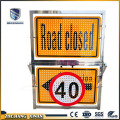 printable ethiopia portable road traffic sign