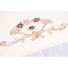 Terry Soft Towels Bordir & Silk Patch Elegan