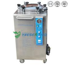 Autoclave à vapeur verticale en acier inoxydable Ysmj-05