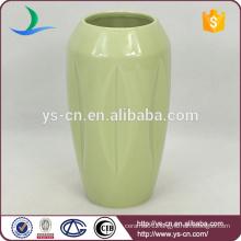 bottle shape ceramic vase decoration vintage made in china