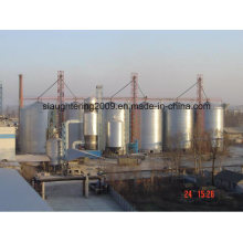 Silo, Cylindric Storage House, Cylindrical Silo, Garner, Storage Tanks for Crops, Grain Silo, Feed Silo, Storage Silo, Wheat Silo