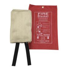 Fiberglass Fire Blanket/ Fiberglass Fireproof Blanket