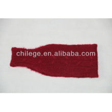 fashion cashmere knitted headbands