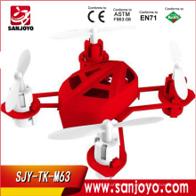 NEW Smallest 4CH 6-Axis Minimum rc Quadcopter M63 for Children