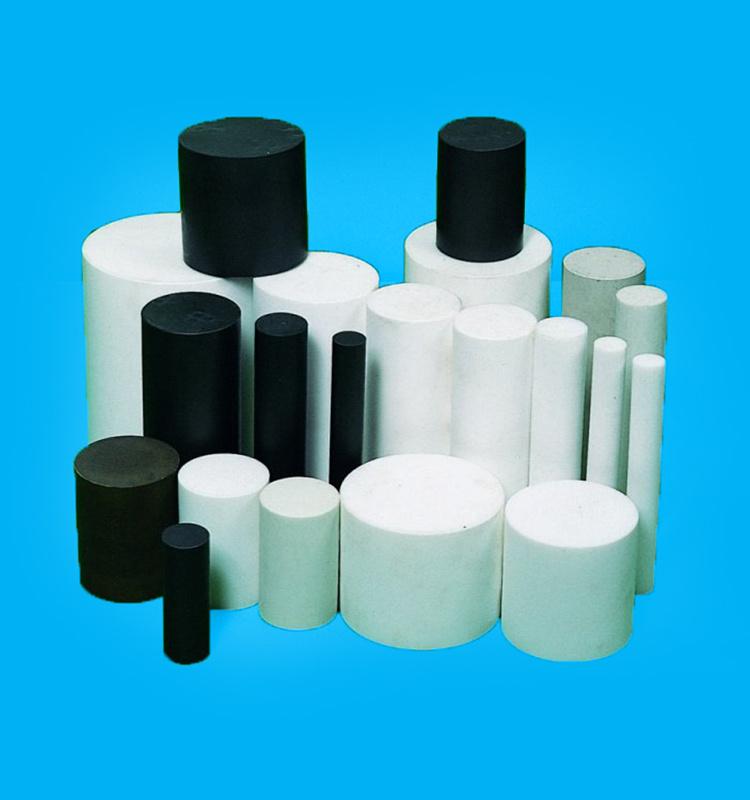 Pure Plastic Teflon PTFE Rod