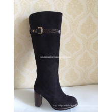 New Sexy High Heels Fashion Women Leather Boots