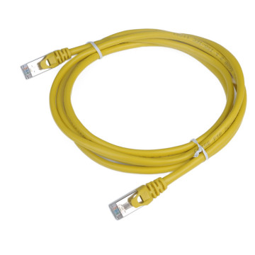 Cables Ethernet FTP CAT5E con cable blindado