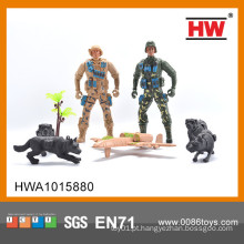 2015 figuras de soldado plástico de boa qualidade