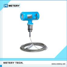 Glass tube liquid radar level gauge