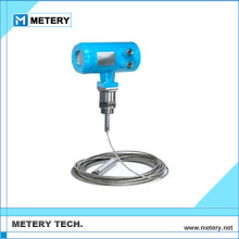 Medidor de nível de radar de líquido de tubo de vidro
