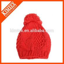 2014 Crochet knit beanie