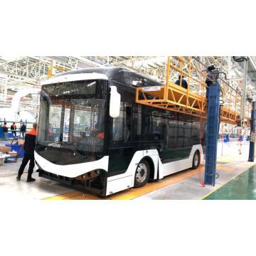 Ônibus urbano elétrico de 8,5 metros