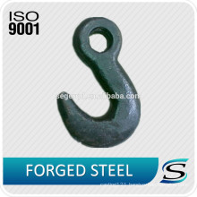 Large Load Crane Spare Parts Forged Hook