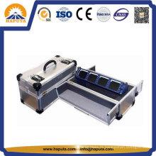 Estojo de alumínio à prova d'água para equipamentos de armazenamento de instrumentos Estojo para estrada