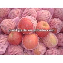 Manzana Fuji china roja