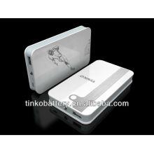 vente chaude puissance Banque 5000mah a le brevet dans le monde