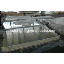 Placa de aluminio serie 5000 para la construcción