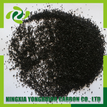 1100mg/g iodine granular coconut shell carbon for sale