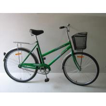 "26"" Steel Frame Carrier Bicycle (TL2602)"
