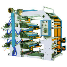 Máquina de impressão Flexo