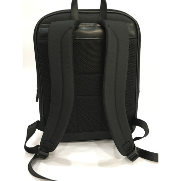 Herren Leder Rucksack Business Casual Bag