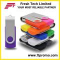 Top-Rated OEM Promocionais Gift Swivel USB Flash Drive (D101)