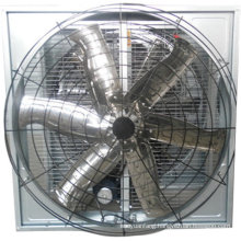 Direct Drive Cowhouse Exhaust Fan with Stainless Steel Blades
