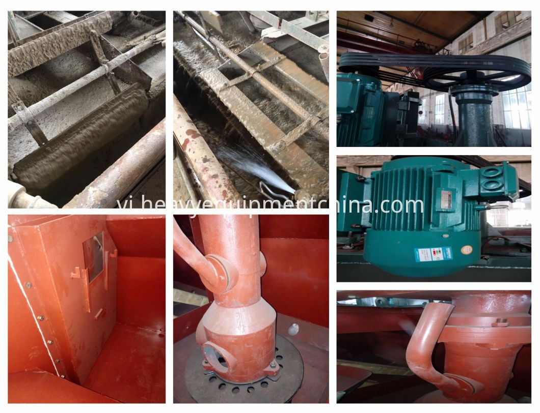 Copper Ore Flotation System