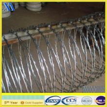 Galvanized Steel Concertina Barbed Wire (XA-GW007)