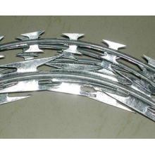 Hot Sales Galvanized Razor Barbed Wire