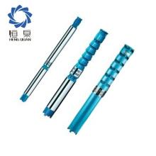 YQ fabricante chino 10 hp bomba de pozo profundo sumergible