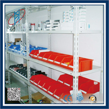 Multilayer steel warehouse storage rack
